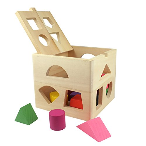 Toddler Educational Toys For Boys : Kids baby educational toys wooden toddler for boys