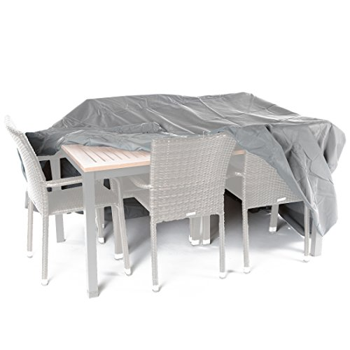 Ultranatura-Gewebe-Schutzhlle-Sylt-fr-Gartenmbel-Wetterschutzhlle-rund-oder-rechteckig-fr-Tischsets-und-Sthle-235-x-135-x-94-cm