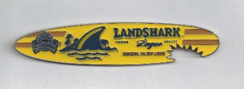 Jimmy Buffett Margaritaville**Landshark Lager Sharkbite Surfboard**Bottle Opener/Fridge Magnet