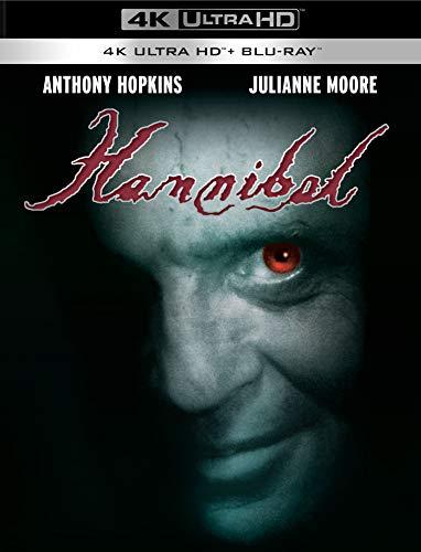 4K Blu-ray : Hannibal (2001) (2 Discos)