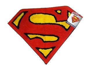 Justice League Superman Bathroom Rug Childrens Rugs