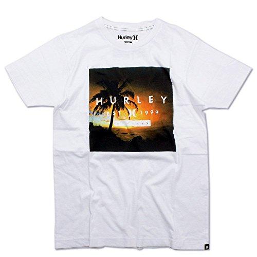 (ハーレー) Hurley FREDDY BOOTH PREMIUM Tシャツ ホワイト(10A) S(MENS)