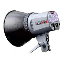 Interfit INT118 EXD 200 Watt/ Second Digital Flash Head (Black)
