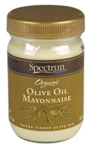 Spectrum Naturals Organic Mayonnaise with Olive Oil -- 12 fl oz