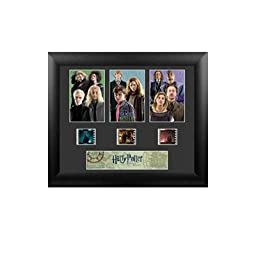 Harry Potter and the Deathly Hallows Triple Film Cell - Framed
