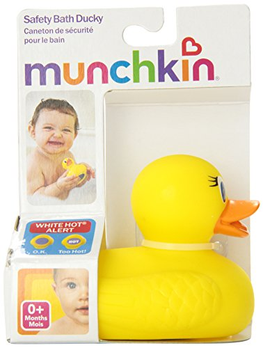 Munchkin Ducky Hot Safety Bath Your 1 Source For Toys And Games