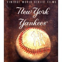 Vintage dvd ny yankees