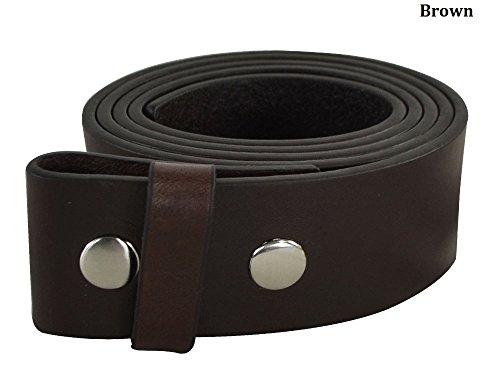 adidas Full Grain Leather Belt Strap