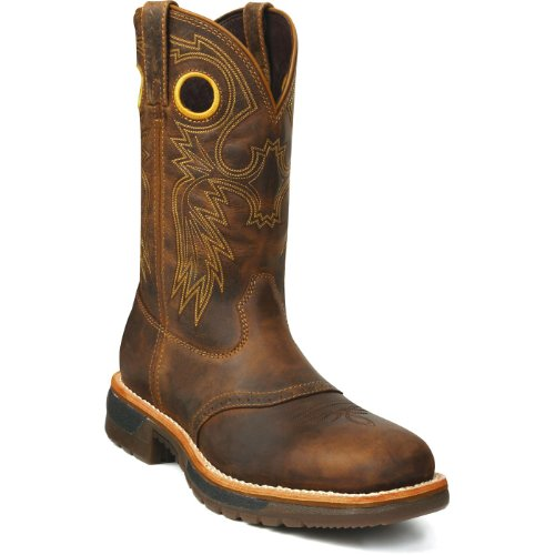 "Rocky Men's 11"" Original Ride Steel Toe Western Work Boot-60"
