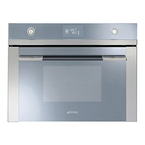 Smeg Linea SFP4120 Built In Oven Compact Pyrolitic Stainless Steel
