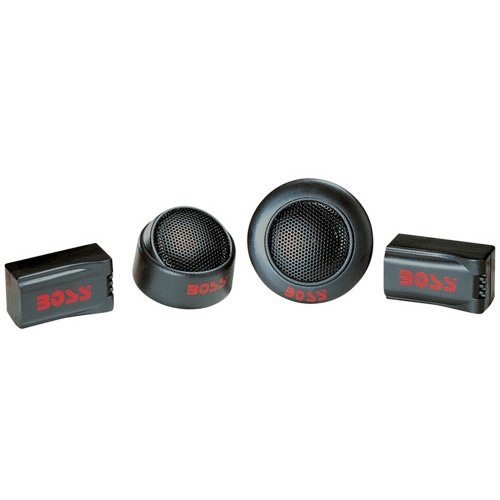 "BOSS AUDIO TW15 250-watt 1"" Dome Tweeter"