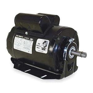 Frm dty mtr capstrt teao 1hp 1725 rpm industrial hvac for Ao smith 1 2 hp motor