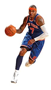 Fathead New York Knicks Carmelo Anthony Wall Graphic by Fathead