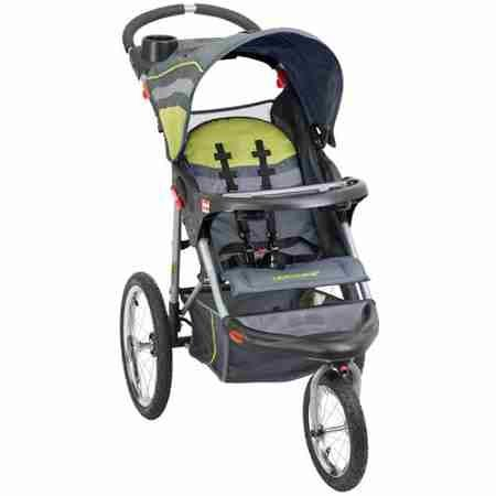 Baby Trend Expedition Durable Jogging Stroller, Carbon