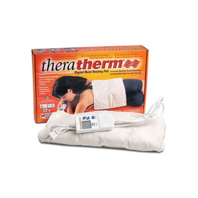 Theratherm Digital Moist Heat Pad Size: Shoulder / Neck