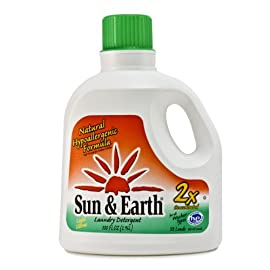 Light Citrus Laundry Soap Detergent