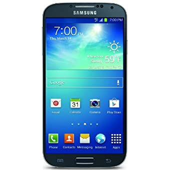 Lowest Price on Samsung Galaxy S 4 4G Android Phone, Black