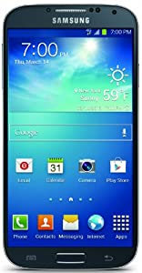 Samsung Galaxy S 4, Black (Verizon Wireless)