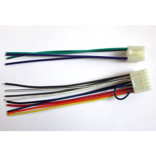 For Radio Reverse Male Wire Wiring Harness Scion Fr-S Iq Tc Xa Xb Xd (Scion Xb Harness compare prices)