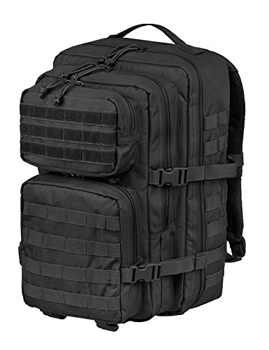 us-rucksack-assault-pack-ii-large-gross-daypack-outdoor-army-rucksack-schwarz-large