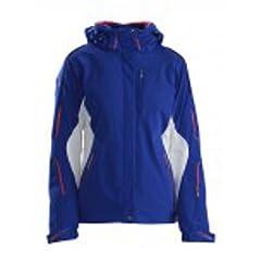 Buy Descente Ladies D4-9618 Blue Moon Lara Jacket Size 10 by Descente
