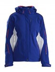 Buy Descente Ladies D4-9618 Blue Moon Lara Jacket Size 12 by Descente