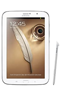 "Samsung Galaxy Note 8.0"" 16GB WiFi + GSM GT-N5100 Factory Unlocked (White) by Samsung"