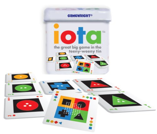Iota The Great Big Game in The Teeny-Weeny Tin