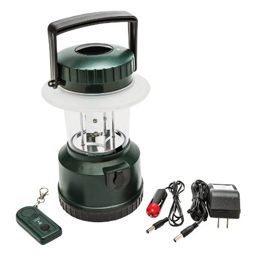 Atak 100 Lumen Led Rechargeable Lantern With Remote