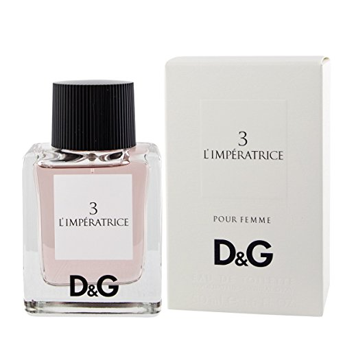 D&G 3 L'IMPERATRICE EDT 50ML