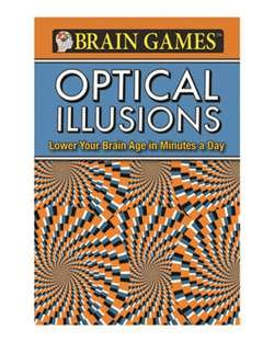 Brain Games Flexi Optical Illusions front-428922