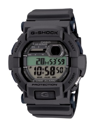 Casio Men's GD350-8 G Shock Grey Watch