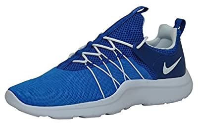 Nike Men's Darwin Blue and White Casual Sneakers(819803-414)