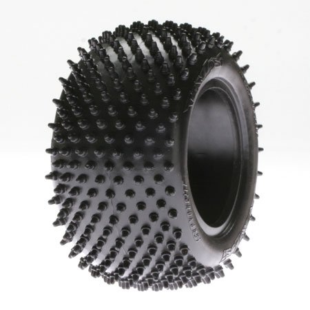 Losi B1164 Rear Tires with Foam Step-Pins: (2)