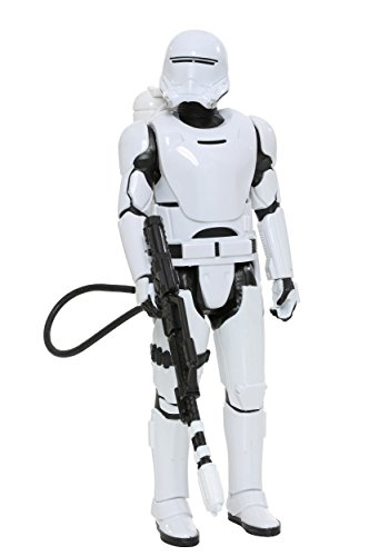 Star Wars The Force Awakens 12-inch First Order Flametrooper (12 Inch Star Wars Figures compare prices)
