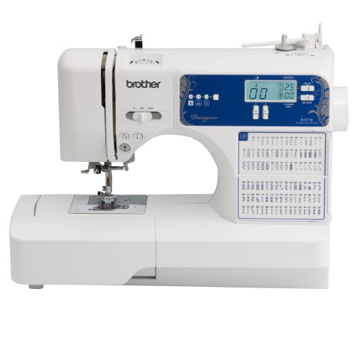 Brother Designio Series Dz2750 Computerized Sewing & Quilting Machine front-271115
