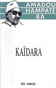 Kaidara par Amadou Hampâté Bâ