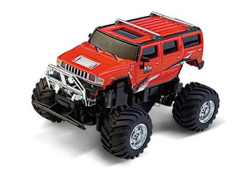 Mini Hummer Cross Country Electric Rc Remote Control Car Suvs 1:58 Rtch01R