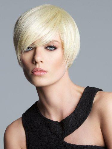 Luxhair How Lace Front Short Bob Platinum Blonde Ponggomonoaeraera