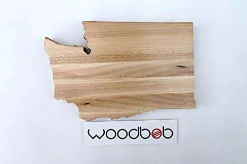 washington state shaped cutting board handmade. Black Bedroom Furniture Sets. Home Design Ideas
