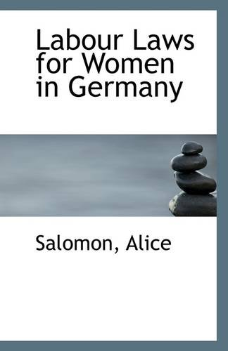 Labour Laws for Women in Germany