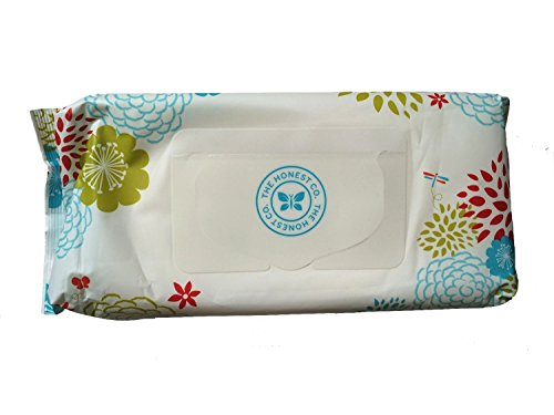 The Honest Company Wipes - 72 Count (One Package)