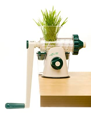 Lexen Products Healthy Juicer GP27 - Manual Wheatgrass Juicer from Lexen