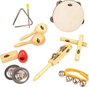 stagg cpk01 children s percussion kit amazon co uk