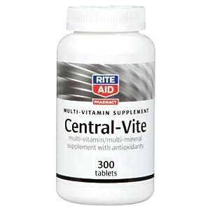 Amazon.com: Rite Aid Central-Vite, 300 ea: Health