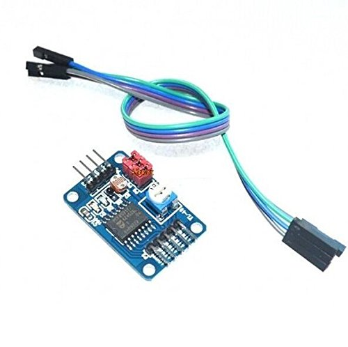 10pcs PCF8591 module DA AD conversion Board set