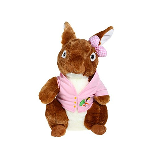Pink Stuffed Animal front-1076008