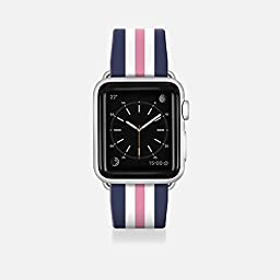 Apple Watch Band by Casetify®, Premium Replacement Apple Watch Strap with Stunning Design [Classic Lady] Apple Watch Bands with Secure Apple Lugs for Apple Watch. Limited Stock, Click Buy Now! (38mm)