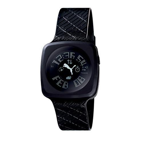 [プーマ] PUMA 腕時計 Puma Men's Watches Block Bluster PU910032001 - WW クォーツ BB6 [TimeKingバンド調節工具& HARP高級セーム革セット]【並行輸入品】