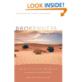 Brokenness: The Heart God Revives (Revive Our Hearts Series)
